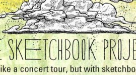 The Sketchbook Tour Dates