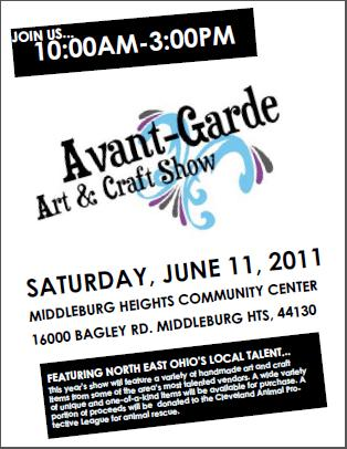 Avant Garde Art and Craft Show
