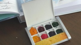 New Mini Watercolor Palette