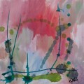 memories series abstract painting
