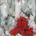 November, an abstract painting by Life Needs Art artist Karen Koch