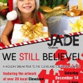 Holiday Art Show at JADE Gallery, Chesterland
