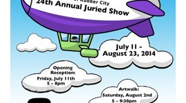 Artists of Rubber City 24th Annual Juried Show