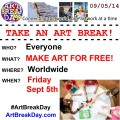 art break day 2014