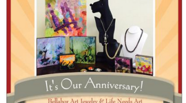 1st Anniversary Party, Nov. 14-15, 2014