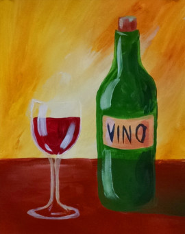 Vino - BYOB Painting Party