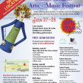 Shaker Heights Arts and Music Festival 2015
