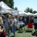 Art On The Green, Hudson, Ohio