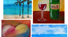 Art Classes for Fall 2015