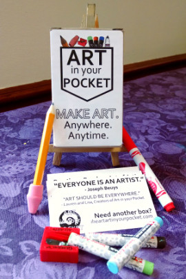 Art In Your Pocket Box
