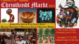 Christkindl Markt, November 13-15