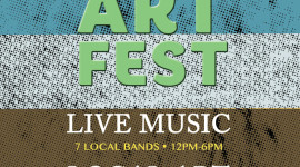 Art Fest at The Gardener of Bath, October 11