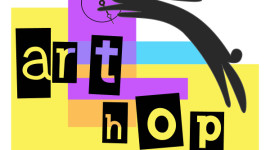 Art Hop on April 8