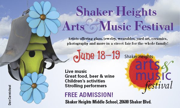 Shaker Heights Arts and Music Festival