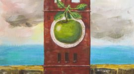 What If Famous Artists Were Inspired By Our Clocktower?