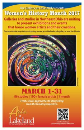 Women's History Month Gallery Tour in Northeast Ohio