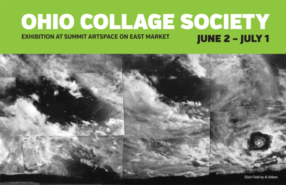 Ohio Collage Society Member's show, June 2 - July 1, 2017
